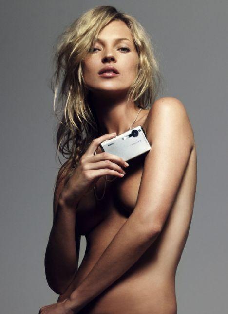 Kate Moss - 'Zenginim, güzelim üstelik çok gencim'